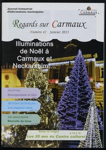 Regards sur Carmaux, n°42