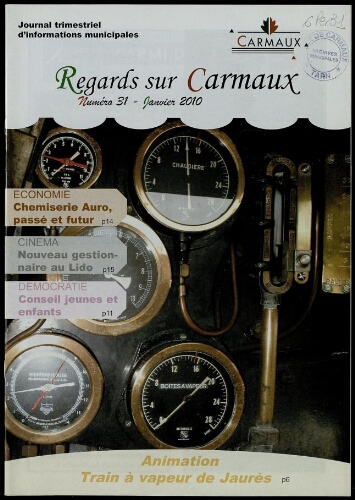 Regards sur Carmaux, n°31