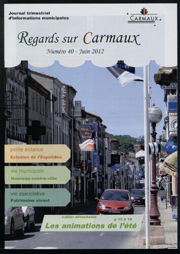 Regards sur Carmaux, n°40